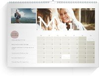 Calendar Wandkalender Challenge 2022 page 6 preview