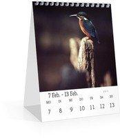 Calendar Tischkalender Blanko 2022 page 8 preview