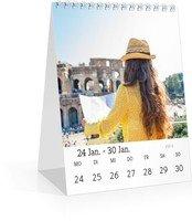 Calendar Tischkalender Blanko 2022 page 6 preview