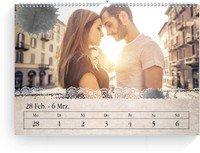 Calendar Wochenkalender Tintenklecks 2022 page 9 preview