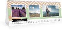 Calendar Monats-Tischkalender Kunterbunt 2022 page 12 preview