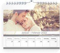 Calendar Wochenkalender Minimalistisch 2022 page 7 preview