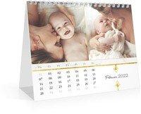 Calendar Tischkalender Marmor 2022 page 3 preview