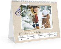 Calendar Wochen-Tischkalender Reisefieber 2022 page 5 preview