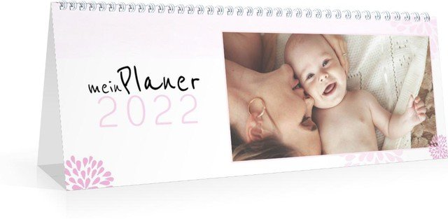 Calendar Terminplaner/Wochenplaner Pastell 2022 cover page preview