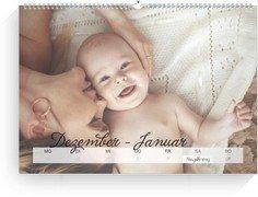 Wochen-Wandkalender Bildertraum - Weiß (240x170 Wochen-Wandkalender Quer)