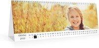 Calendar Tischkalender Blanko quer 2022 page 11 preview