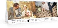 Calendar Tischkalender Blanko quer 2022 page 4 preview
