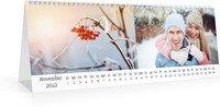 Calendar Tischkalender Blanko quer 2022 page 12 preview