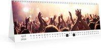 Calendar Tischkalender Blanko quer 2022 page 5 preview