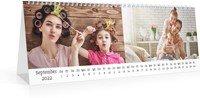 Calendar Tischkalender Blanko quer 2022 page 10 preview